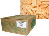 Premium Mini Fruit Sticks Bulk - Orange with an Orange Flavour, by Cooks Confectionery,  and more Confectionery at The Professors Online Lolly Shop. (Image Number :9889)