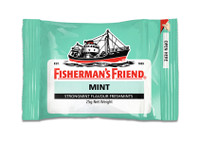 Fishermans Friend - Mint - Strongmint (12 x 25g bags)