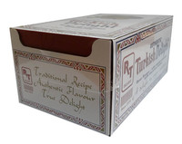 Turkish Delight - Rose Flavour with Almond coated in Milk Chocolate, by Real Turkish Delight Co,  and more Confectionery at The Professors Online Lolly Shop. (Image Number :10019)