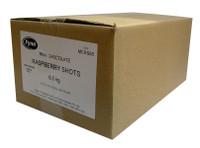 Fyna Milk Choc Raspberries Shots (6.5kg box)