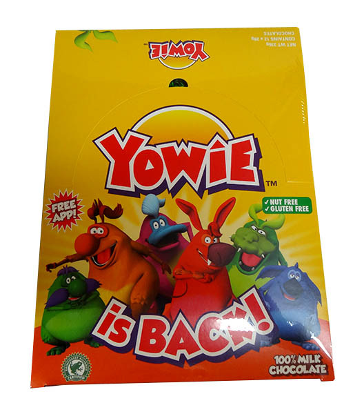 Yowie and more Confectionery at The Professors Online Lolly Shop. (Image Number :10141)