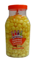 Kingsway Sherbet Lemons at The Professors Online Lolly Shop. (Image Number :10136)