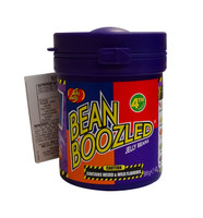 Bean Boozled with Magic Lid - Jelly Belly - Jelly Beans (99g tub dispenser)