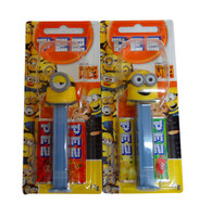 Pez Candy Dispensers - Despicable Me (6 x 17g)