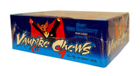 Vampire Chews - Sour Blue Raspberry (18g x 60pc in a Display Unit)