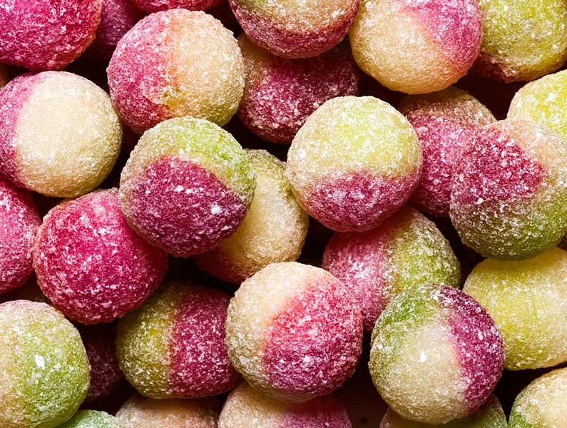 Tilleys Rosey Apples, by Tilleys,  and more Confectionery at The Professors Online Lolly Shop. (Image Number :9238)