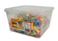 TNT Sour Brixx - Rainbow (200 pieces - 1.35kg tub)