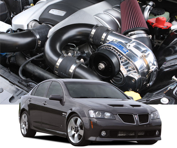 Procharger Ho Intercooled Supercharger 08 09 Pontiac G8