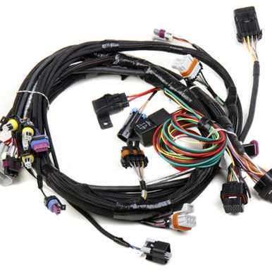 holley ls1 harness for hp and dominator efi  part 558 102 LS1 Conversion Wiring Harness Wiring Harness for LS1 Motor