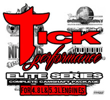 Tick Performance Elite Series Camshaft Package for 4.8L & 5.3L Engines