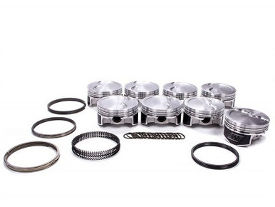 """Wiseco LS Pistons with Rings, 4"""" Stroker, Nitrous/Turbo"""