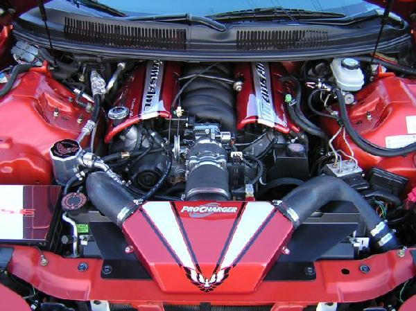 Procharger Ho Intercooled Supercharger Ls1 Camaro Amp T A