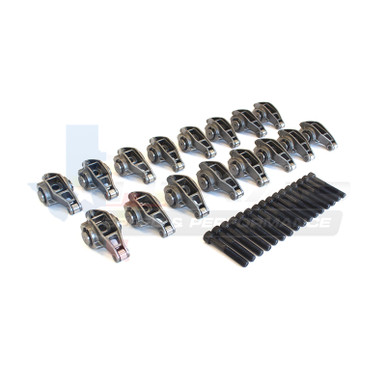 TSP 1.72:1 Ratio LS3 Steel Roller Rocker Arm Set with Roller Tip, Part #TSP172RR-LS3