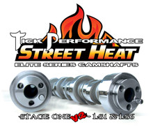 Tick Performance Elite Series Camshaft: Street Heat Stage 1 V2 for LS1 & LS6 Engines