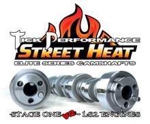 Tick Performance Elite Series Camshaft: Street Heat Stage 1 V2 for LS2 Engines
