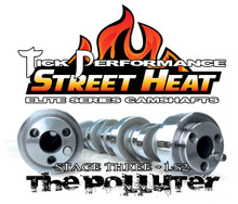 Tick Performance Elite Series Camshaft: Street Heat Stage 3 POLLUTER for LS2 Engines