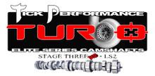Tick Performance Turbo Stage 3 V2 Camshaft for LS2 Engines