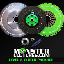Monster Level 2 Clutch & Flywheel Package (torque capacity: 550)