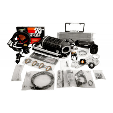 Hummer H2 Radix Max Magnacharger Kit 2008 With