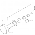 Pool Inlets Replacement Parts