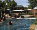 Salt Pool Friendly Volleyball Game