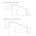 Heavy Duty Hand Rails