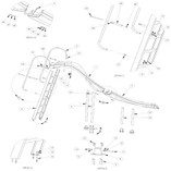 Inter-Fab | City 2 Slide | right turn gasket | H-C2 R GASKET