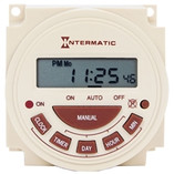 Intermatic | Air Operated Controls | Electronic Panel Mount Timers | Mini-Wave | PB314E