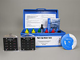 Taylor | Test Kit | Combination (uses Midget comparators), Alkalinity/Bromine, DPD/Hardness/pH | K-1747