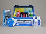 Taylor | Test Kit | 2000 Service Complete, Alkalinity/Bromine & Chlorine (hi), DPD/CYA/Hardness/pH, Spanish, 8-pack | K-2005CS-8
