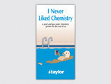 Taylor   Replacement Parts   Booklet, I Never Liked Chemistry, 150-pack   5695-150