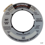 "Hayward | LABEL PLATE 2"" VARI-FLO SP0715 