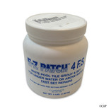 POOL AND SPA CHEMICALS | 3# FASTSET TILE GROUT | E-Z PATCH #4 FS WHITE | EZP-142