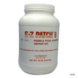 POOL AND SPA CHEMICALS | 10# PEBBLE PATCH | E-Z PATCH #9 WHITE | EZP-177