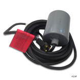 SUMP PUMPS   SUBMERSIBLE POOL AND SPA SUMP PUMP   REMOTE FLOAT SWITCH 25' CORD   599119