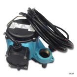 SUMP PUMPS | SUBMERSIBLE POOL AND SPA SUMP PUMP | 8-CIA .4HP 115V 25'CD | BIG JOHN | 508158