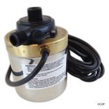 SUMP PUMPS | SUBMERSIBLE POOL AND SPA SUMP PUMP | 580GPH W/FLOW ADJ 20'CD | 517006