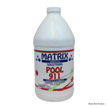 MATRIX | 64 OZ MATRIX POOL 911 | ENZYME CLARIFIER CONCENTRATE | STRONGEST ON THE MARKET | MTX4014