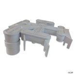 CUSTOM MOLDED PRODUCTS | DE MANIFOLD DEX2400C | 25357-700-000