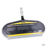 POOLMASTER | DLX SOLID CORE ALUM LEAF RAKE STANLEY 12/CS | 21882