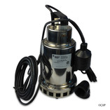 Pentair | SS SUMP PUMP | PCD-1000 | Submersible Pool Spa Pump | PCD-1000