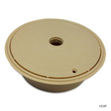 "PENTAIR | VALVE LID AND RING 6"" ABS BEIGE, TAN 