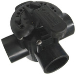 PENTAIR | NO LUBE DIVERTER VALVE 3 PORT CPVC 1.5-2"