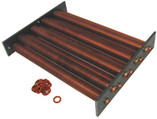 PENTAIR | HEAT EXCHANGER HEADS MINIMAX | Heat Exchanger MiniMax and PowerMax Pool Spa Heater | 074451