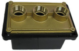 """PENTAIR   AMERICAN PRODUCTS LIGHT JUNCTION BOX 3/4""""X3/4""""X3/4""""   78310600"""