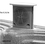 "Waterway | SPEAKER SYSTEM | 5-1/4"" CO-AXIAL GRAY 