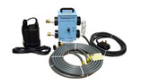 HydroQuip | PORTABLE SYSTEM | 240V WITH HEATER AND PUMP | PBES-6040