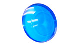 "O'Ryan Industries | LIGHT PART | LENS 2-1/2"" BLUE 