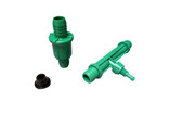 Mazzei Injector Corp | OZONE INJECTOR | 984 GREEN WITH LGM AND MULTI NOZZLE MAZZEI | 9-0722-01