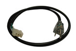 HydroQuip | CORD ADAPTER | AMP TO NEMA 36"